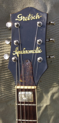 Gretsch Acoustic Guitars >> 1940 GRETSCH ACOUSTIC SYNCROMATIC Model 100 6014 Archtop ...