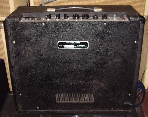 Vox amp escort 30 75w