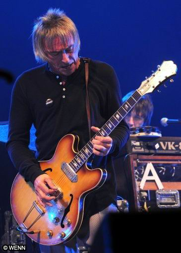 Paul weller epiphone casino casino information palace spin